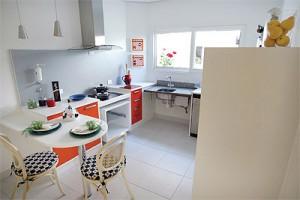 Cozinha adaptada