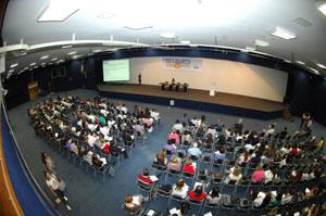 Seminário lotou auditório na Feira Reatech