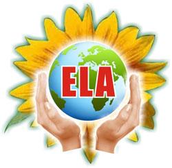 Logo do Dia Mundial Contra a ELA