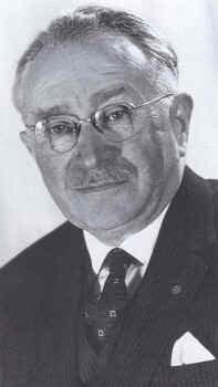 Sir Ludwig Guttmann, criador dos Jogos de Stoke Mandeville