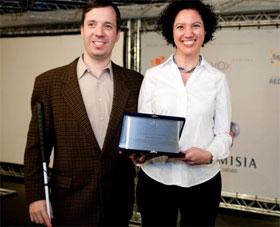 Sociólogo Fernando Botelho e sua esposa, a dentista Flávia de Paula
