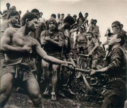 Foto tirada em 1986, presente no livro Serra Pelada publicado em 1999
