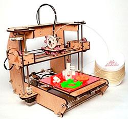 Impressora Metamáquina 2, segundo modelo da Linha Metamáquina